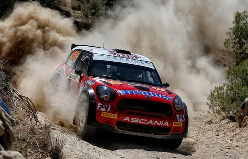 WRC-2. Mentos Ascania Racing � ���-5