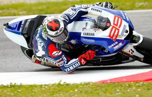 MotoGP. Гран-при Италии. Лоренсо выигрывает свободные заезды