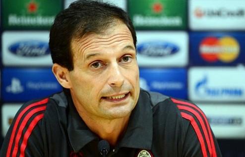 Аллегри останется в Милане?