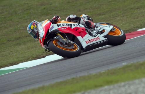 MotoGP. Гран-при Италии. Неожиданный поул Педросы