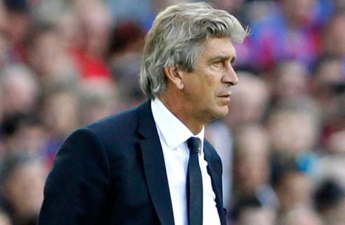 Пеллегрини начинает переговоры с Манчестер Сити