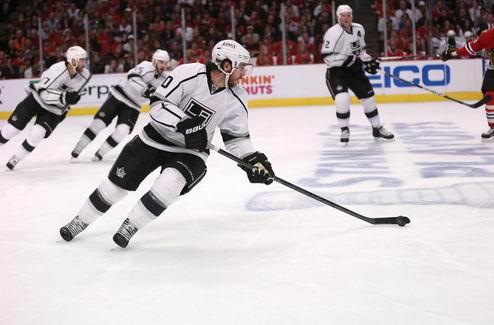 НХЛ. Лос-Анджелес надеется на скорое возвращение Ричардса