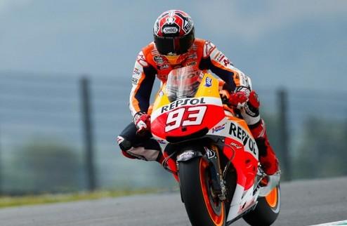 MotoGP. Маркес извиняется перед командой