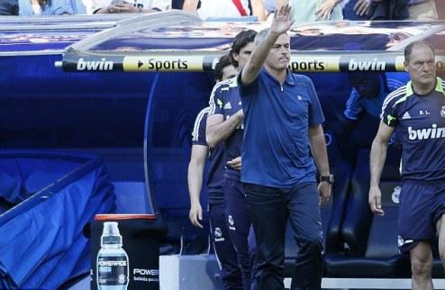 Моуриньо ушел из Реала по-английски