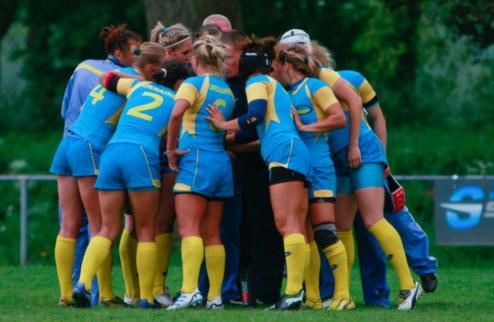 Регби. Женская сборная Украины — предпоследняя на Гран-при Европы