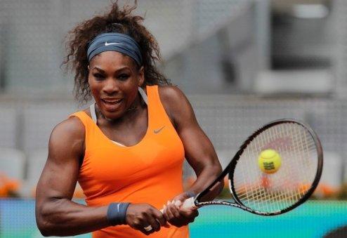 Ролан Гаррос (WTA). Серена и Эррани вышли в полуфинал