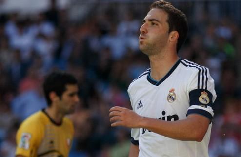 Перес: Игуаин остается в Реале