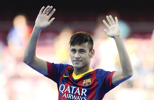 Барселона переплатила за Неймара 17 млн евро
