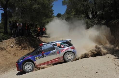 """Кубица: """"Шансы на титул в WRC-2 равны нулю"""""""