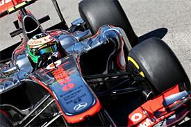 Формула-1. Майкл: Макларен не беспокоится по поводу тестирования новых шин