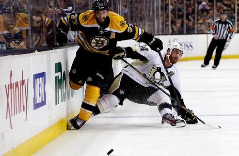 НХЛ. Бостон: сложнейшая победа во втором овертайме