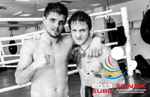 Украинские боксеры гарантировали пять наград чемпионата Европы