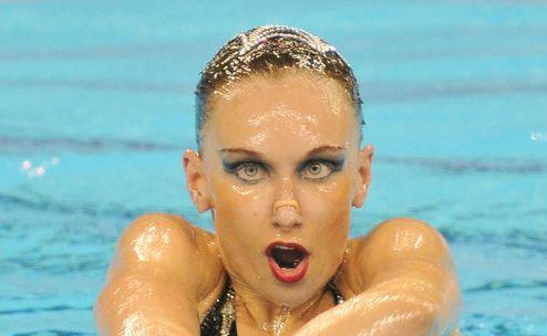 Синхронное плавание. Звездная россиянка решила пока не возвращаться