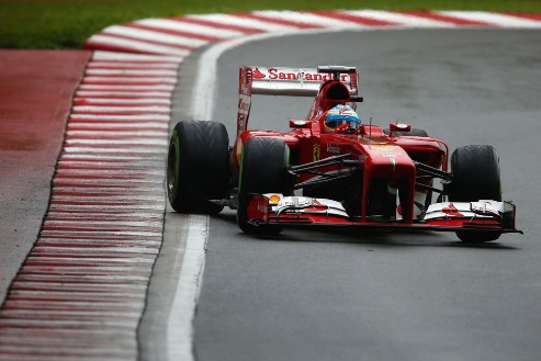 """Формула-1. Алонсо: """"Шестое место на стартовой решетке — не самый худший результат"""""""