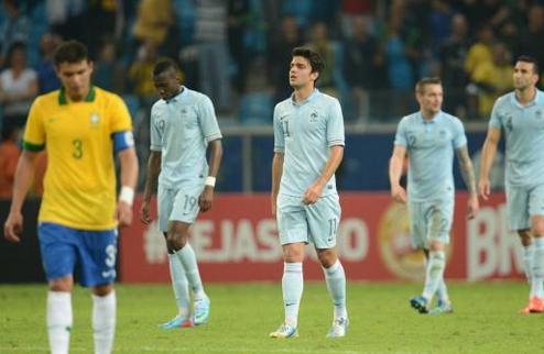 Бразилия устроила французам погром