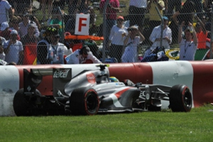 Формула-1. На Гран-при Канады погиб маршал