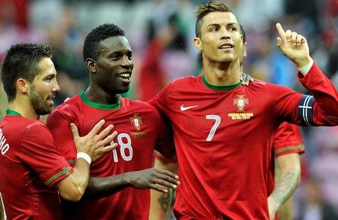 Португалия не по-товарищески сыграла с Хорватией