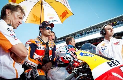 """MotoGP. Педроса: """"Трудно предсказать, кто победит в Барселоне"""""""