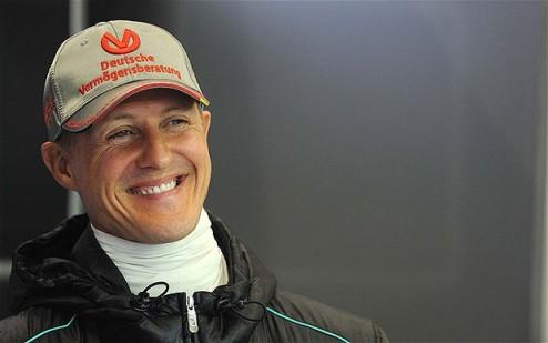 """Формула-1. Шумахер: """"Счастлив стать диванным комментатором"""""""