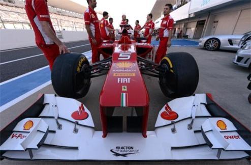 Формула-1. Феррари: нет тестам Пирелли на болиде 2013-го года