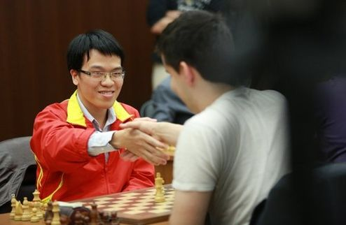 Шахматы. Пономарев — с бронзой чемпионата мира по блицу