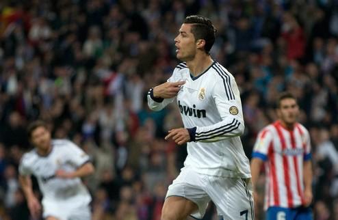 Роналду не продлевал контракт с Реалом