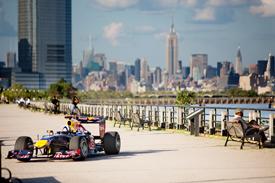 Формула-1. Трассу в Нью-Джерси построят в июне 2014 года