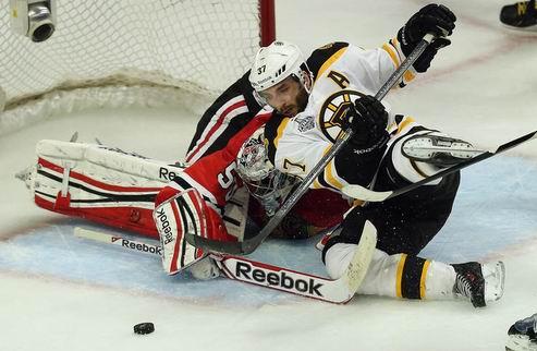 НХЛ. Бостон намерен предложить Бержерону максимальный контракт