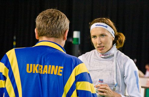 Фехтование. ЧЕ-2013. В мужской шпаге и женской рапире украинцы не блеснули