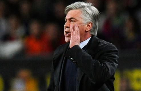 Реал и Анчелотти: контракт на столе