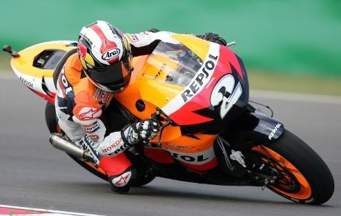 MotoGP. ����� ������������ ����� ���� � �������