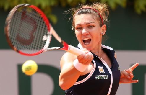 Хертогенбош (WTA). Халеп продолжает побеждать, Бартель капитулирует