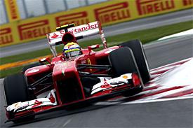 Формула-1. Масса: на носу подходящие для Феррари этапы