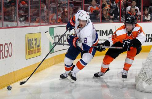 НХЛ. Филадельфия: Штрайт получил контракт на четыре года