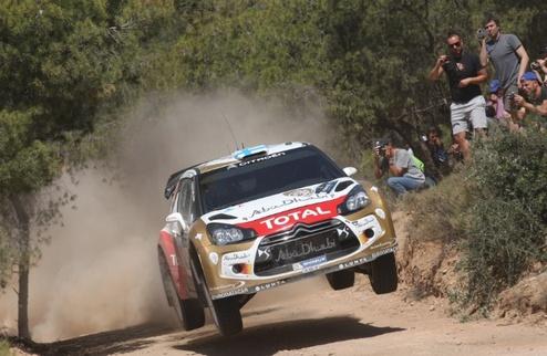 WRC. Хирвонен надеется победить на Сардинии