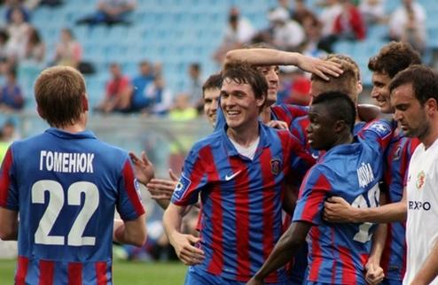 Арсенал станет ЦСКА и будет играть в Борисполе