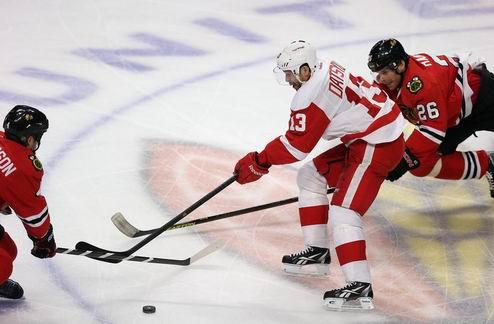 НХЛ. Детройт и Дацюк готовы подписать контракт