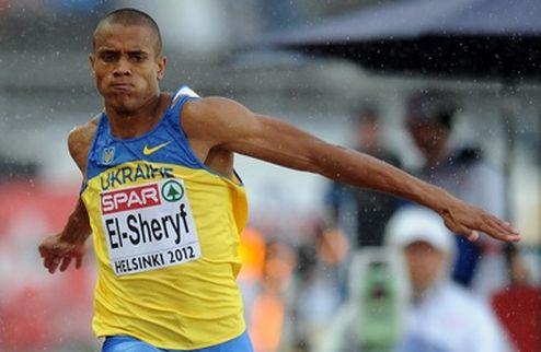 Легкая атлетика. Эль-Шериф меняет Украину на Турцию