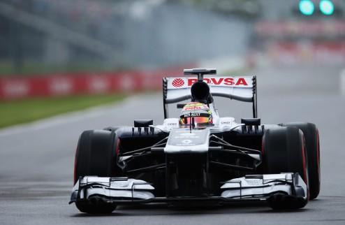 Формула-1. Уильямс: проблем с деньгами в команде нет