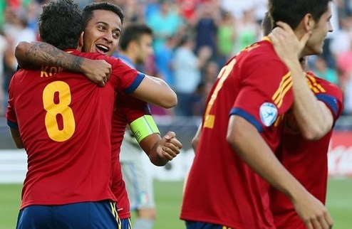 Испания в очередной раз лучшая в Европе