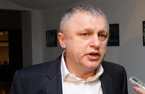 """И.Суркис: """"Вукоевич останется еще минимум до зимы"""""""
