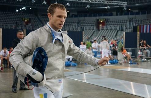 Фехтование. ЧЕ-2013. Украинец остановился в шаге от медали