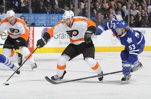 НХЛ. Ганье хотел бы остаться в Филадельфии