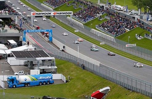 DTM. Шпильберг остается в календаре до 2016 года