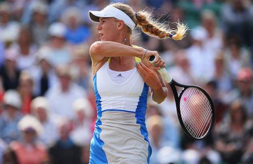 Истборн (WTA). Веснина крушит На Ли, Возняцки вырывает победу