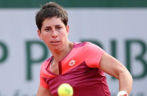 Хертогенбош (WTA). Суарес-Наварро выходит в полуфинал, Цибулкова вылетает