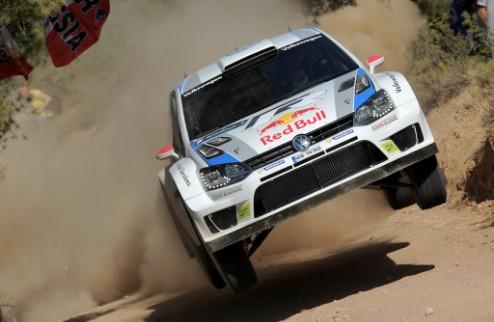 WRC. Определен порядок старта на ралли Сардинии
