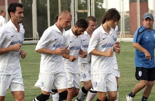 Черноморец разгромил юниоров