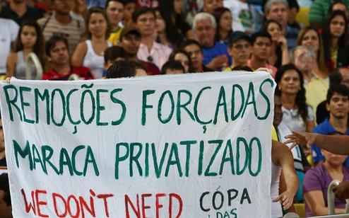 ФИФА не собирается отменять Кубок Конфедераций