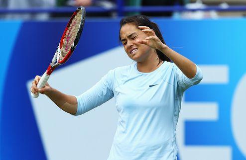 Истборн (WTA). В финале Хэмптон померяется силами с Весниной